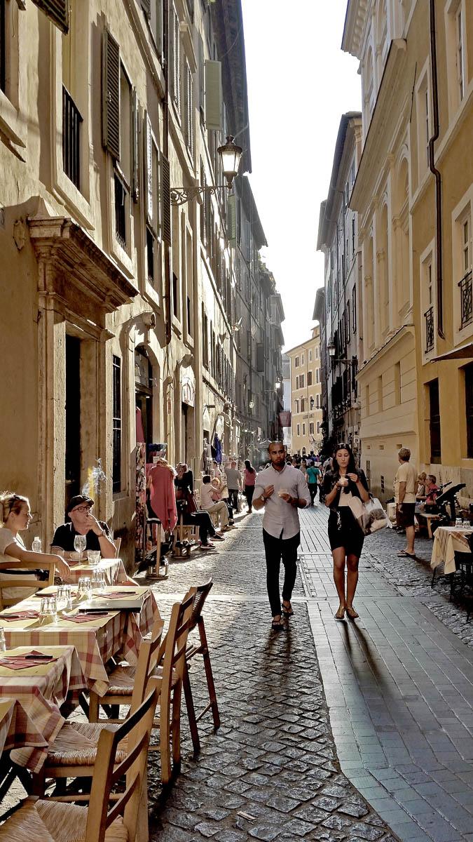 Roam, Rome