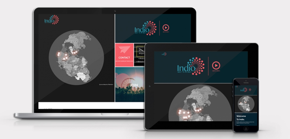 Indio Website