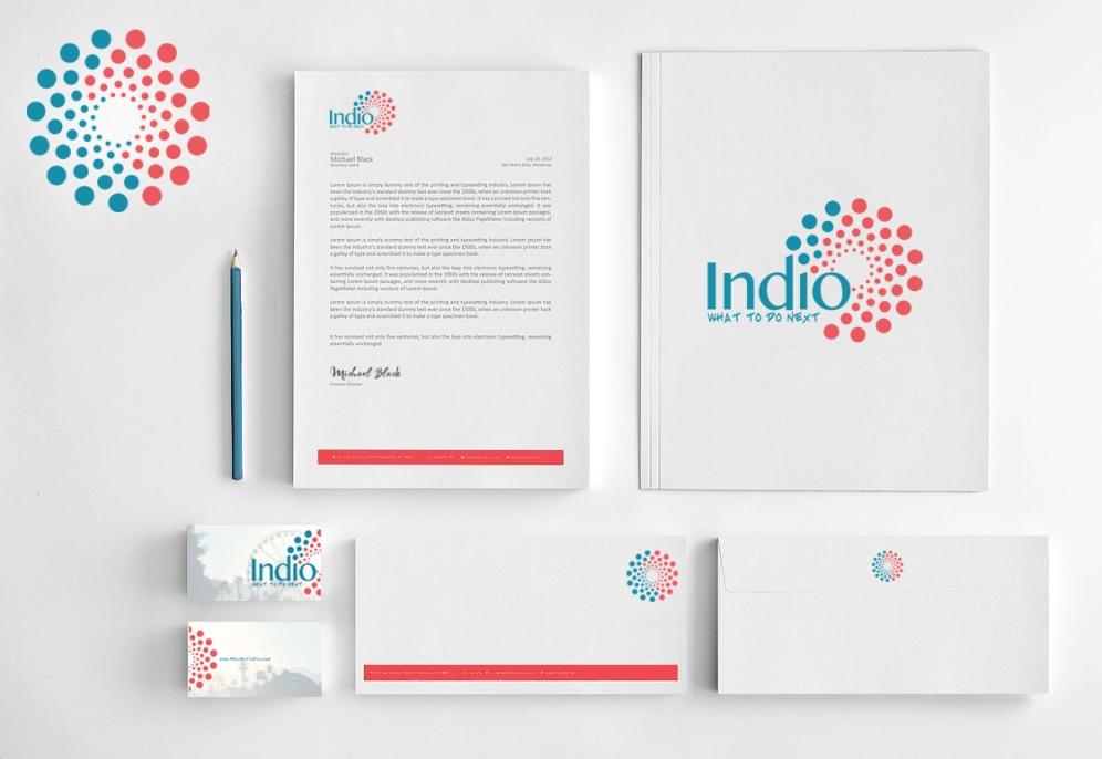 Brand Identity - Indio